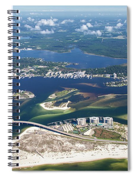 Backwaters 5122-a Spiral Notebook