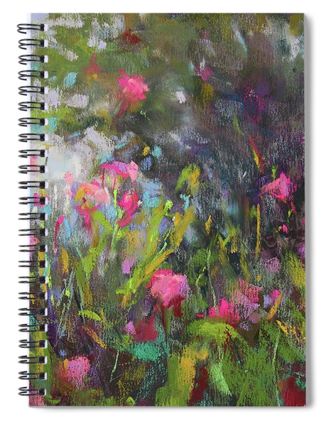 Backyard Surprises Spiral Notebook