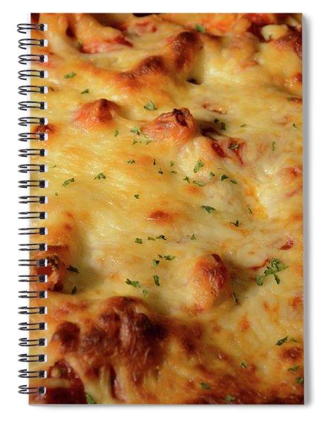 Baked Ziti 1 Spiral Notebook
