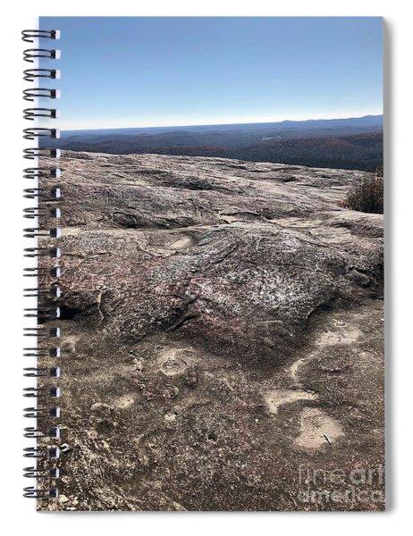 Bald Rock Spiral Notebook