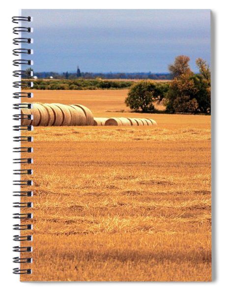 Bales Spiral Notebook