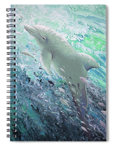 Ballast Spiral Notebook