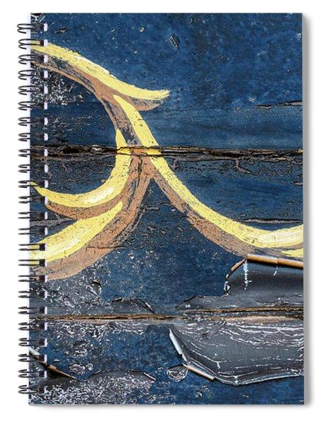Banana Boat Spiral Notebook