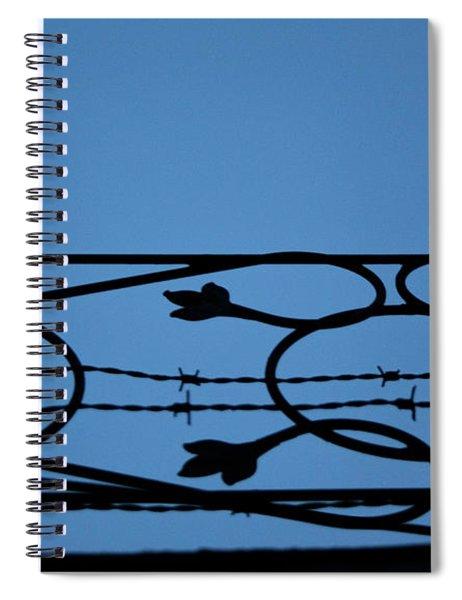 Barrier Spiral Notebook