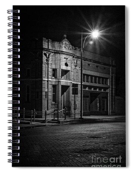 Bartlett National Bank  Spiral Notebook