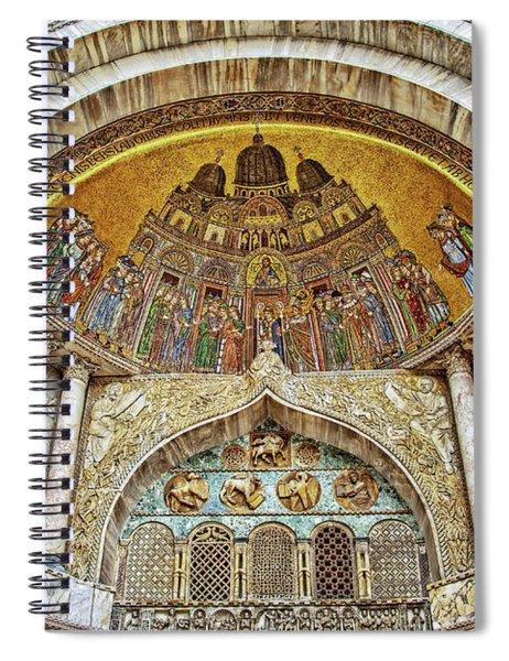 Basilica Di San Marco Spiral Notebook