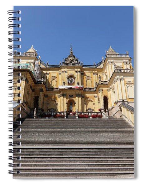 Basilica Of The Visitation  Spiral Notebook