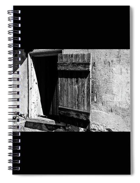 Batsto Village Door Spiral Notebook by Louis Dallara