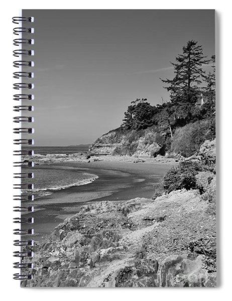Beach 4 Spiral Notebook