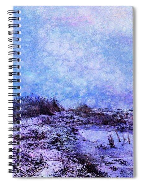 Beach Calmness Spiral Notebook