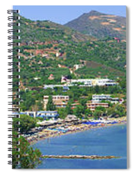 Beaches Of Bali Spiral Notebook