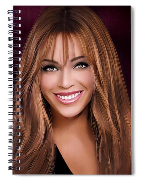 Beautiful As They Come Spiral Notebook