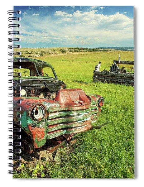 Beautiful Yet Not Spiral Notebook