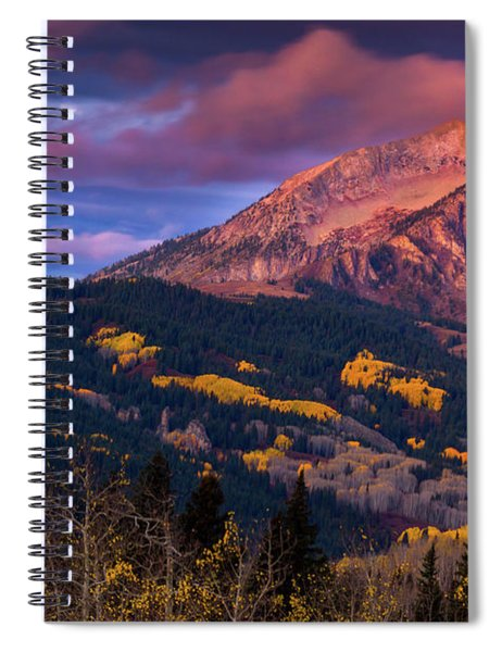 Beckwith At Sunrise Spiral Notebook