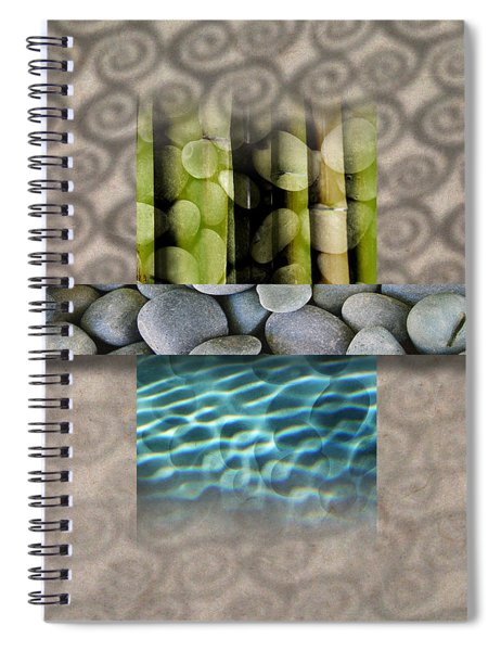 Becoming I Spiral Notebook