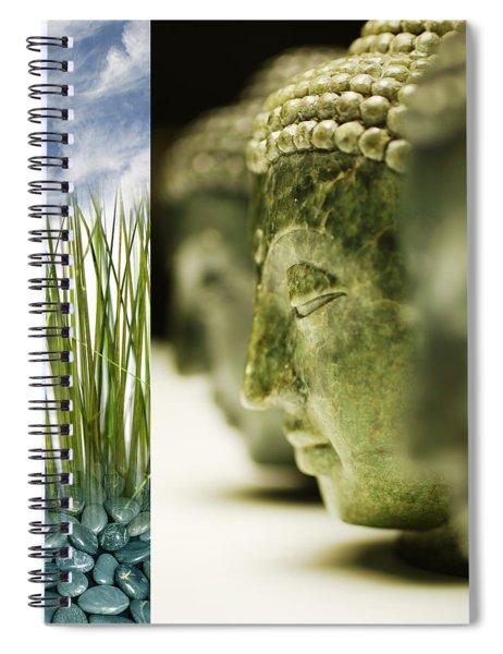 Becoming II Spiral Notebook