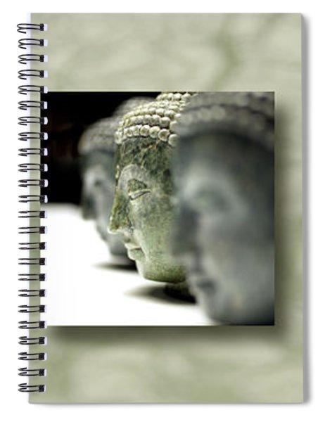 Becoming IIi Spiral Notebook