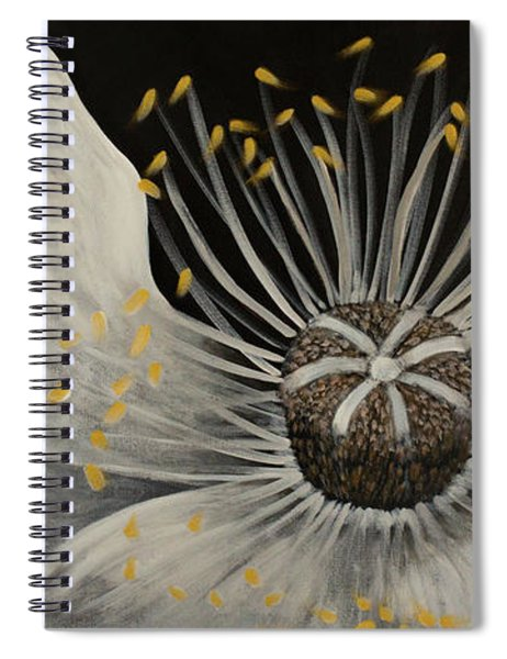 Becoming Spiral Notebook
