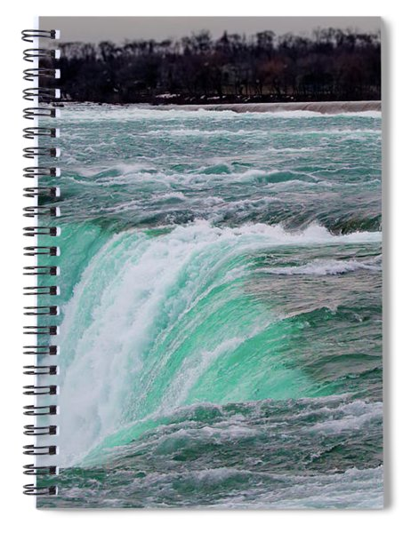 Before The Falls Spiral Notebook