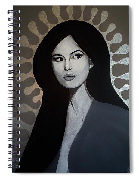 Bellucci Spiral Notebook by MB Dallocchio