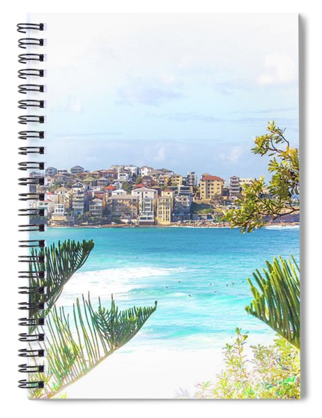 Ben Buckler View Spiral Notebook