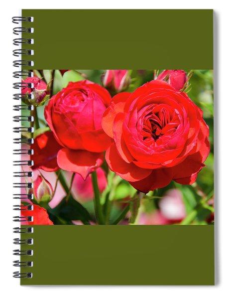 Best Buds In Red Spiral Notebook