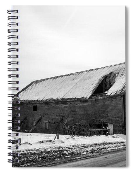 Beyond Repair Spiral Notebook