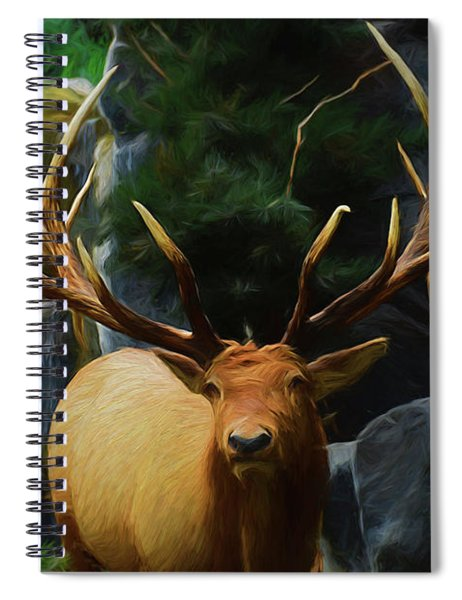 Big Buck 81619 Spiral Notebook