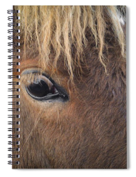 Big Eyes Spiral Notebook