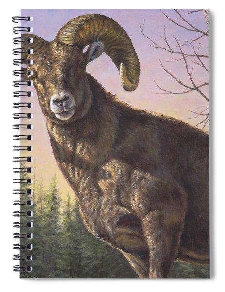 Bighorn Spiral Notebook