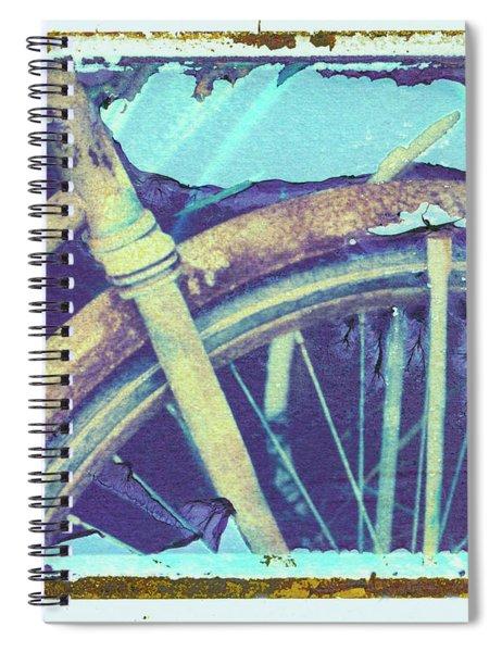 Bike 1 Spiral Notebook