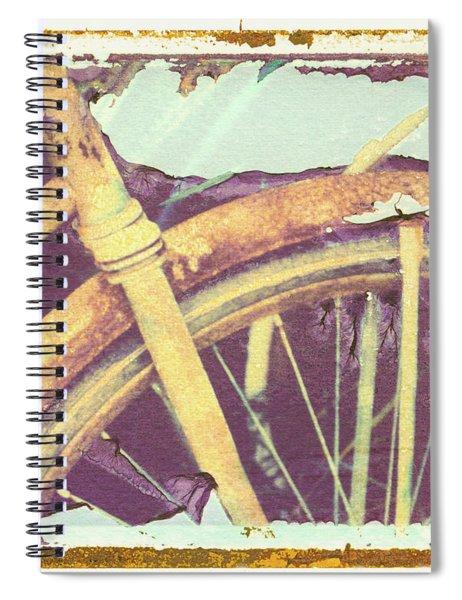 Bike 2 Spiral Notebook