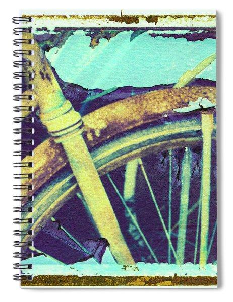 Bike 3 Spiral Notebook