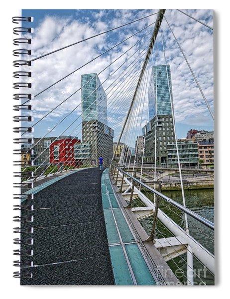 Bilbao 2 Spiral Notebook