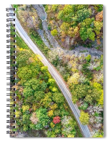 Bird Eye View Spiral Notebook