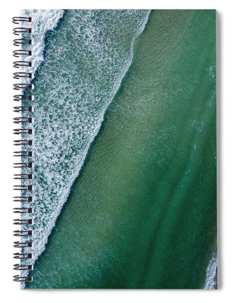 Bird 's Eye View Spiral Notebook
