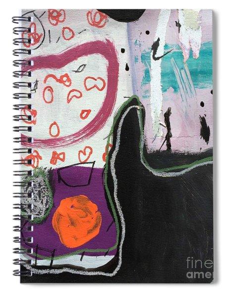 Bisou Spiral Notebook