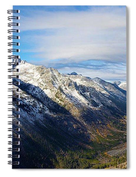 Bitterroot Valley Spiral Notebook