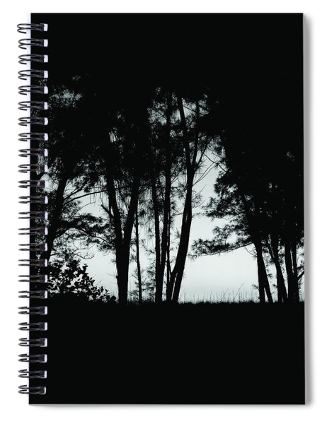 Black Forest Spiral Notebook