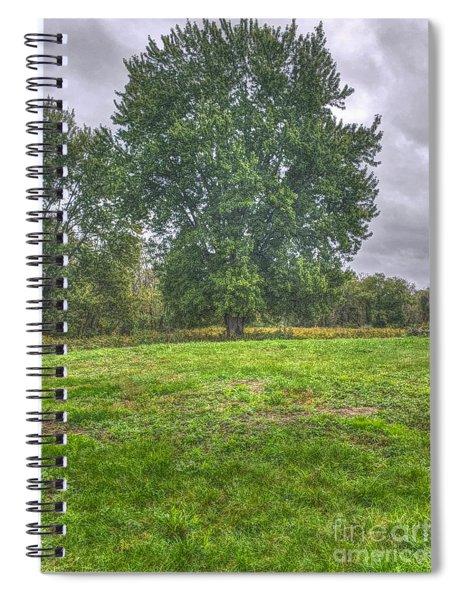 Blacklick Circle Earthwork Spiral Notebook