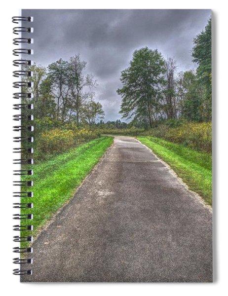 Blacklick Woods Pathway Spiral Notebook