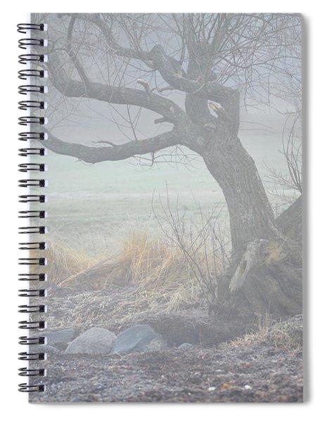 Blanket Of Fog Spiral Notebook