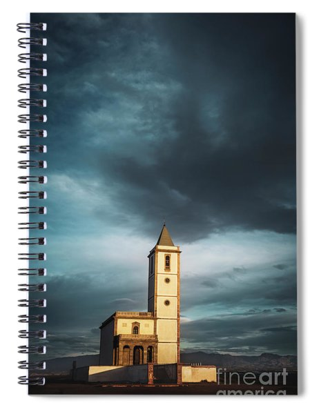 Bless The Day Spiral Notebook