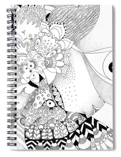 Blessed Be Spiral Notebook