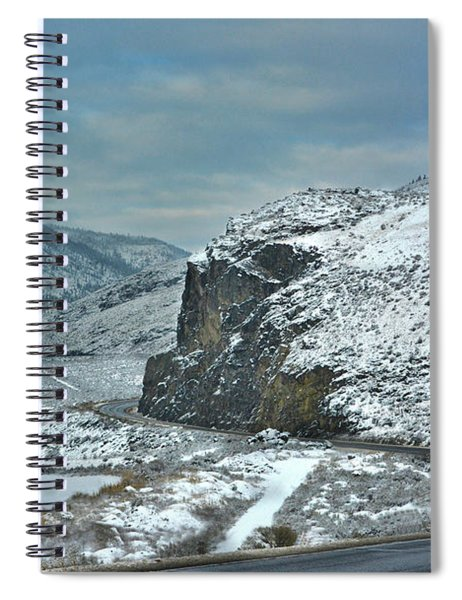 Blind Corner Spiral Notebook