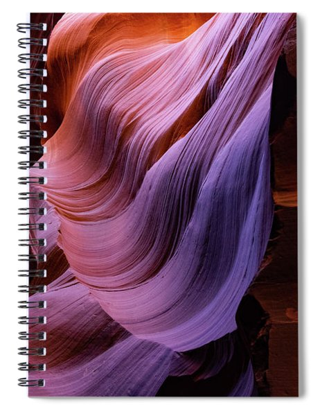 The Body's Earth 1 Spiral Notebook