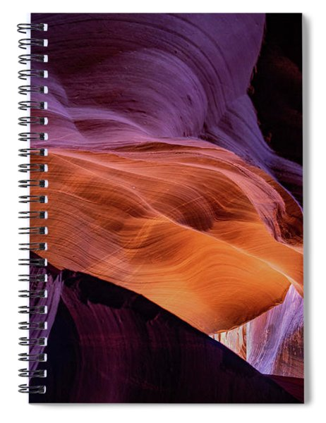 The Body's Earth 4 Spiral Notebook