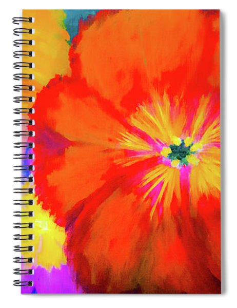 Bloom 2 Spiral Notebook