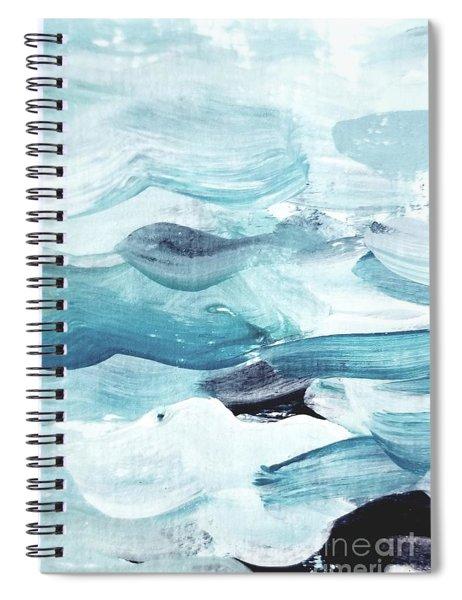 Blue #14 Spiral Notebook