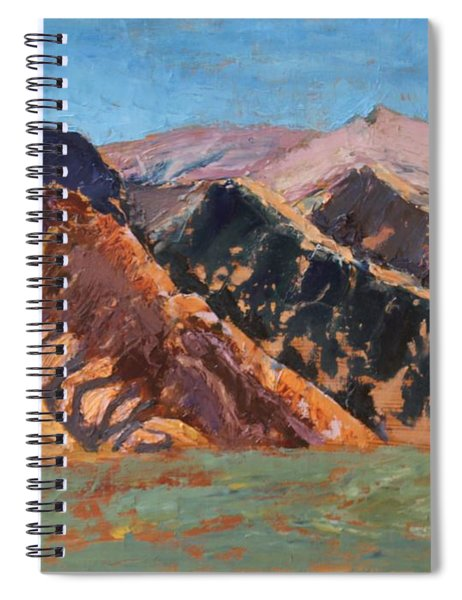 Blue Sky Canigou Spiral Notebook